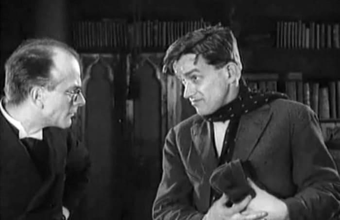 Петр Репнин в фильме *Мисс Менд*, 1926 | Фото: kino-teatr.ru