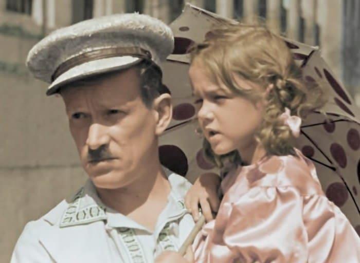 Кадр из фильма *Подкидыш*, 1939 | Фото: kino-teatr.ru