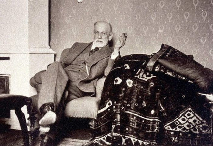 Великий психоаналитик   Фото: mlcigar.com
