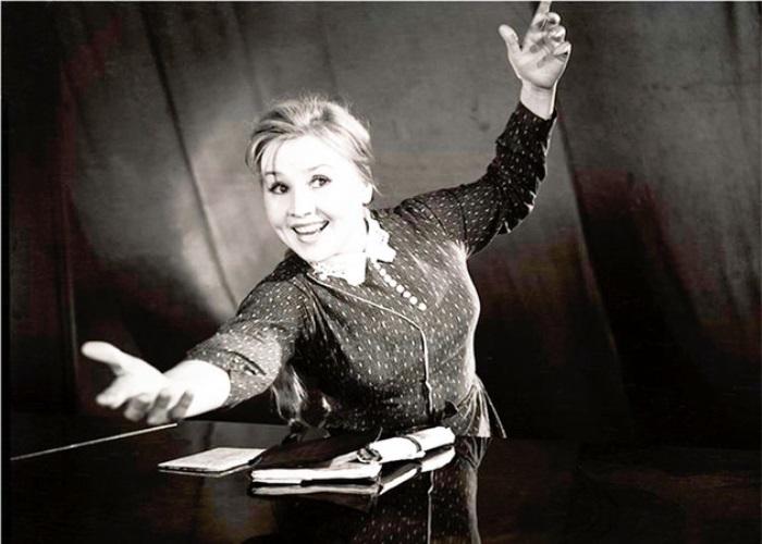 Екатерина Савинова в роли Фроси Бурлаковой, 1962 | Фото: kino-teatr.ru