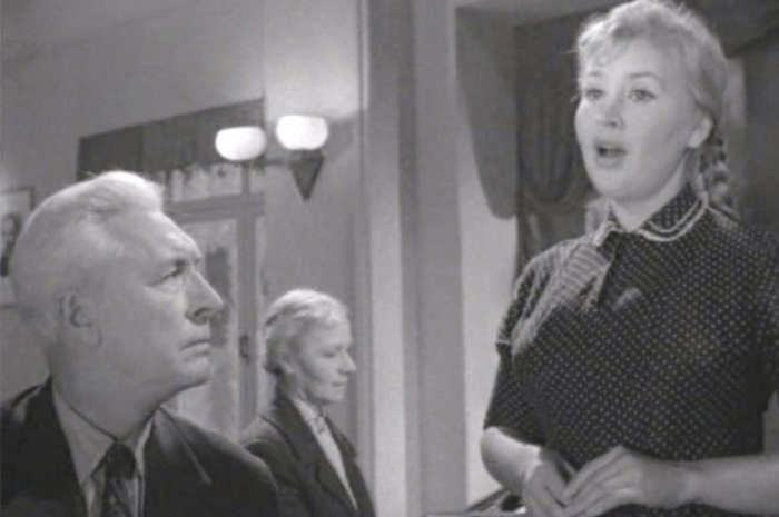 Екатерина Савинова в роли Фроси Бурлаковой, 1962 | Фото: kinopoisk.ru