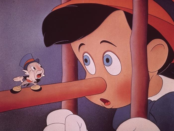 Диснеевский Пиноккио