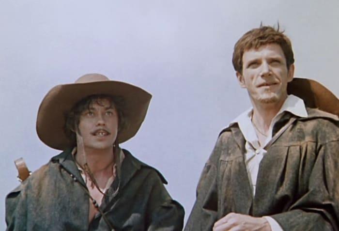 Кадр из фильма *Благочестивая Марта*, 1980 | Фото: forum.kinozal.tv