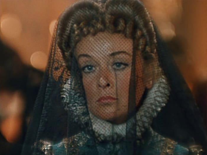 Маргарита Терехова в роли доньи Марты | Фото: vokrug.tv