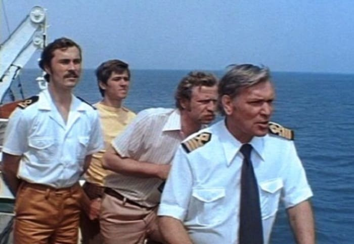 Кадр из фильма *Пираты ХХ века*, 1979   Фото: sensum-club.pro