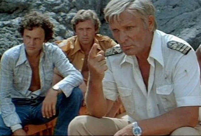 Кадр из фильма *Пираты ХХ века*, 1979 | Фото: krymania.ru