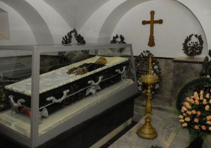 Секрет мумификации тела Пирогова до сих пор не разгадан | Фото: to-world-travel.ru