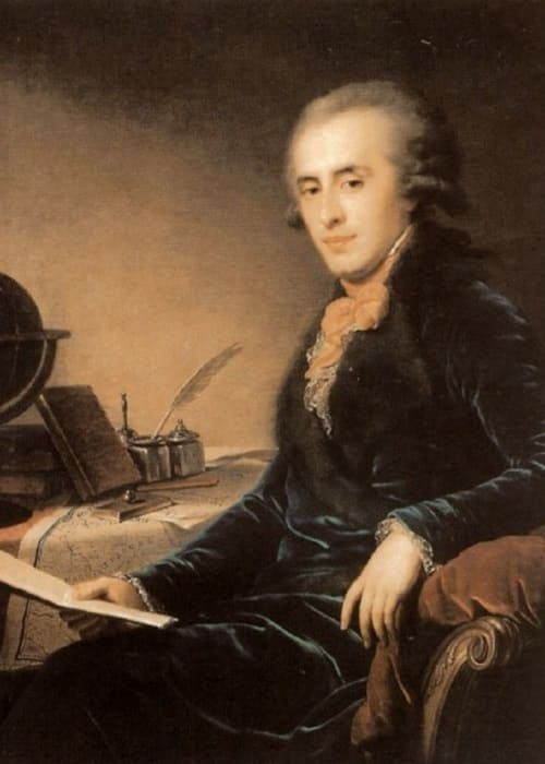 И. Лампи. Портрет Платона Зубова, 1793 | Фото: aif.ru
