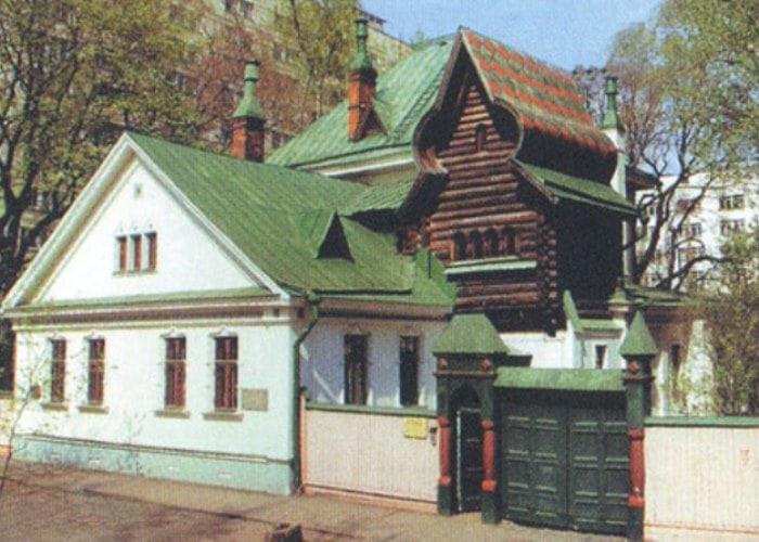 Дом-музей В. Васнецова в Москве   Фото: muzeyka.ru