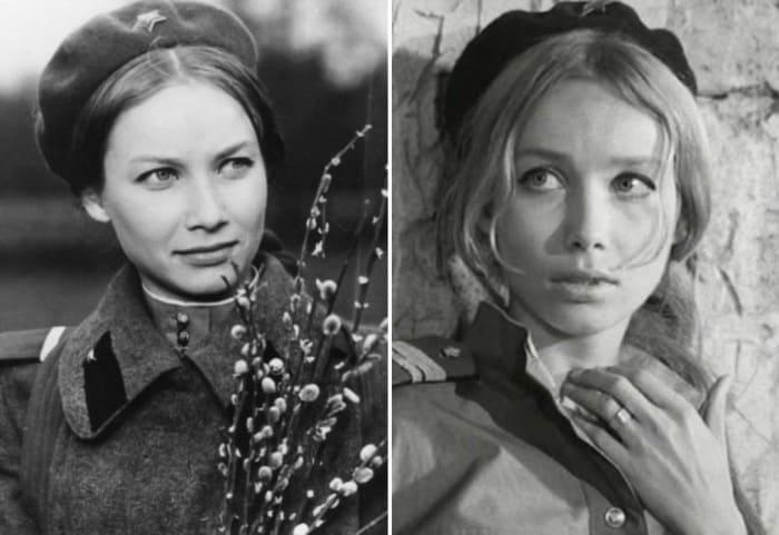 Пола Ракса в сериале *Четыре танкиста и собака*, 1966-1970 | Фото: kino-teatr.ru
