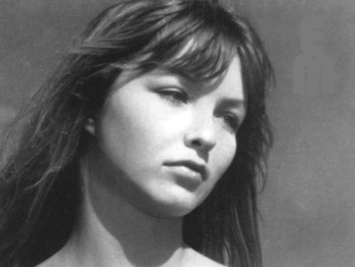 Марина Влади в молодости | Фото: kino-teatr.ru