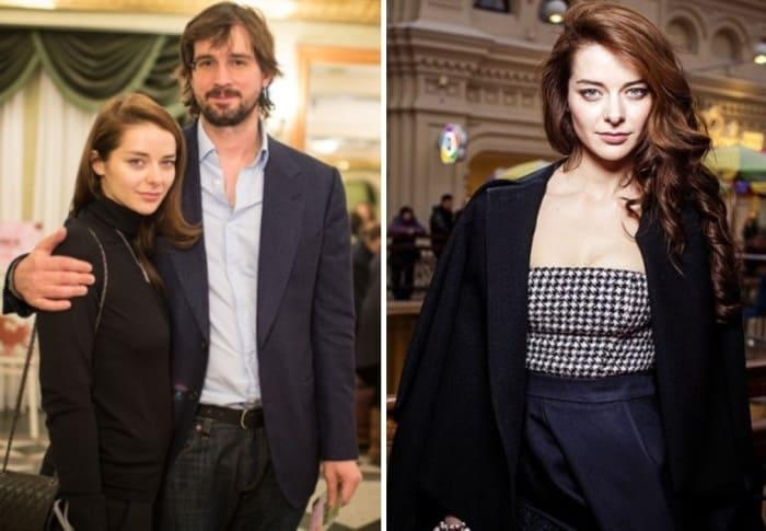 Актриса с мужем, режиссером Андреем Болтенко   Фото: 24smi.org
