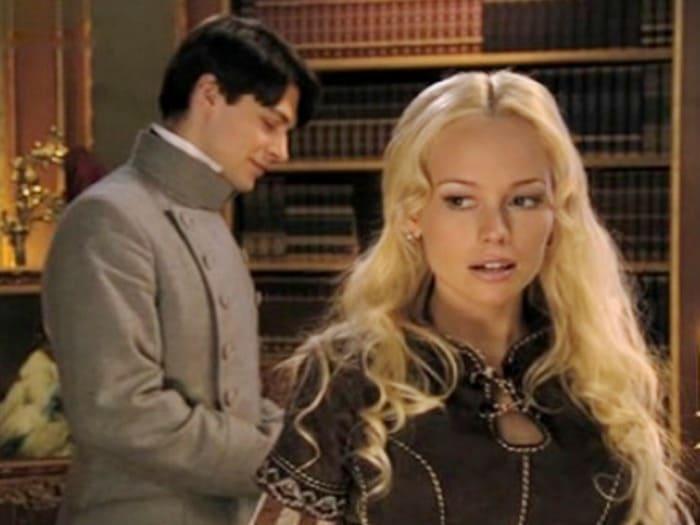 Кадр из сериала *Бедная Настя*   Фото: teleprogramma.pro