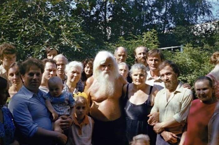 Самый популярный в СССР в 1980-Ñ Ð³Ð³. целитель Порфирий Иванов | Фото: paranormal-news.ru