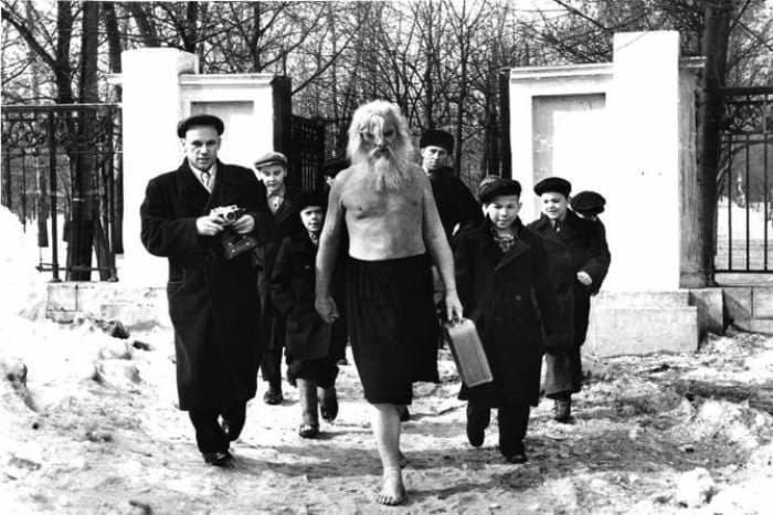 Самый популярный в СССР в 1980-Ñ Ð³Ð³. целитель Порфирий Иванов | Фото: ruspekh.r