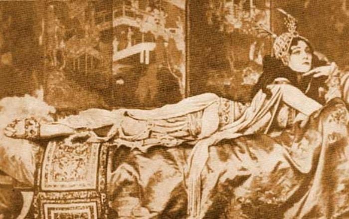 Ида Рубинштейн в образе Шахерезады | Фото: liveinternet.ru