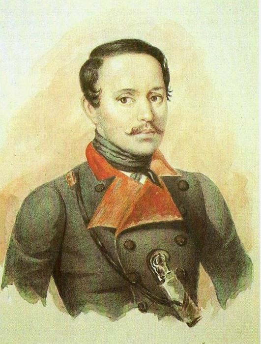 �. ��������. ������� �. �. ���������� � ��������� ������� � ������, 1840