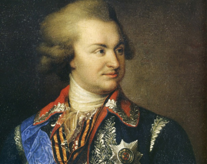 Неизвестный художник XIX в. Князь Г. А. Потемкин-Таврический | Фото: forumdaily.com