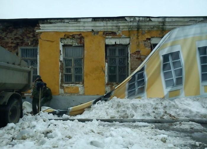 Современные *потемкинские деревни* | Фото: nethistory.su