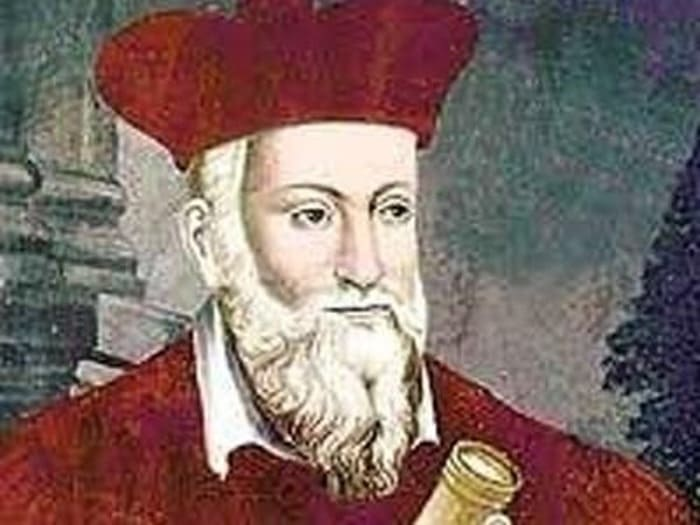 Врач, астролог, предсказатель и поэт Нострадамус | Фото: lomonosov.org