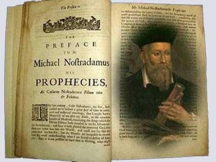 Знаменитый предсказатель, чьи тексты трактуются слишком широко | Фото: lomonosov.org
