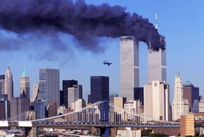 Некоторые исследователи уверены: в текстах Нострадамуса нет никаких указаний на трагедию 11 сентября 2011 г. | Фото: techno.bigmir.net