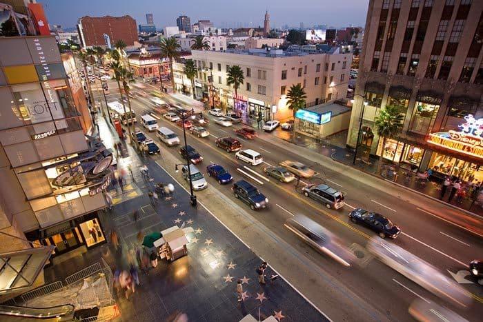 Голливудский бульвар, который вдохновил сценариста *Красотки* | Фото: teleprogramma.pro