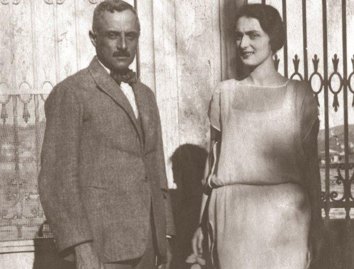 Княгиня Шервашидзе-Эристави с супругом | Фото: sputnik-georgia.ru