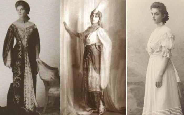 Грузинская эмигрантка, которая во Франции стала моделью | Фото: liveinternet.ru и sputnik-georgia.ru