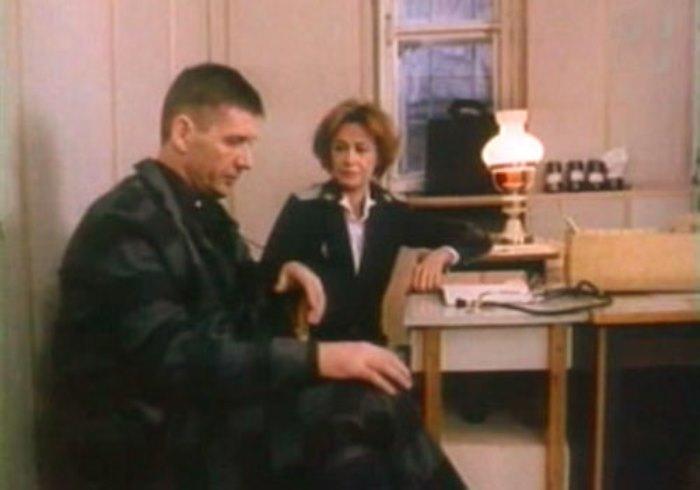 Кадр из фильма *Тюремный романс*, 1993 | Фото: kino-teatr.ru