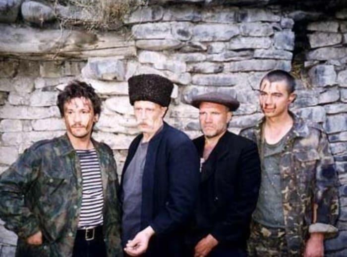Кадр из фильма *Кавказский пленник*, 1996 | Фото: vokrug.tv