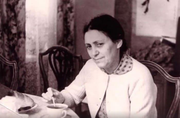 Мать Майи Плисецкой Рахиль Мессерер | Фото: kino-teatr.ru