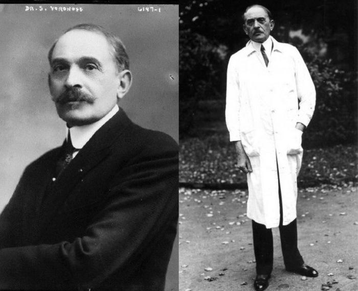 Самуил Абрамович Воронов