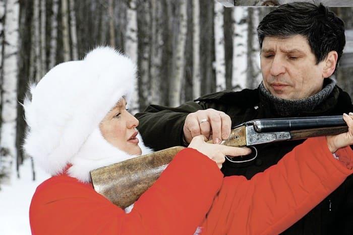 Елена Проклова с третьим мужем, Андреем Тришиным   Фото: kp.ru