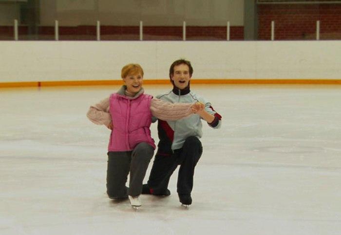 Кадр из фильма *Королева льда*, 2008 | Фото: kino-teatr.ru
