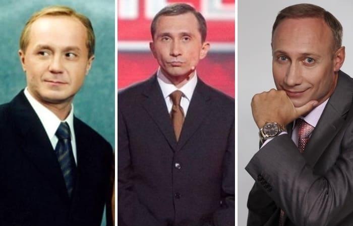 Актеры, которые сыграли в кино президента России | Фото: kino-teatr.ru и vladtime.ru