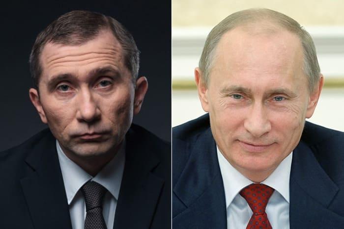 Дмитрий Грачев – один из самых известных *двойников* Путина на телевидении | Фото: 24smi.org