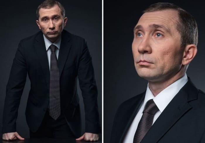 Дмитрий Грачев – один из самых известных *двойников* Путина на телевидении | Фото: uznayvse.ru