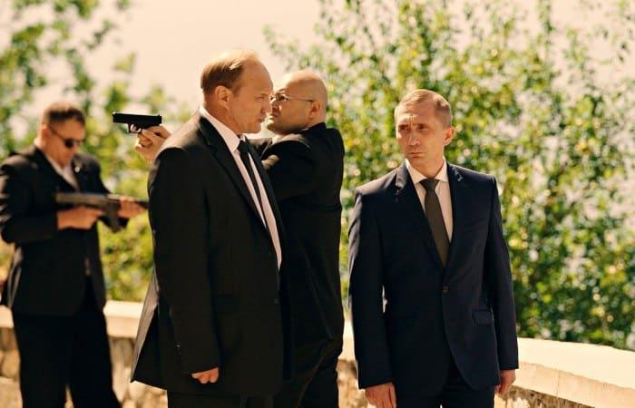 Кадр из фильма *Каникулы президента*, 2018 | Фото: kino-teatr.ru