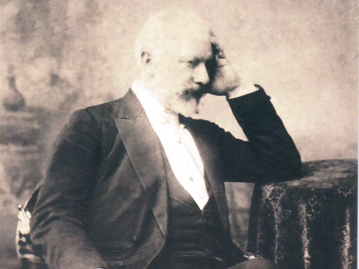 Петр Ильич Чайковский. Фото А. Федецкого, 1893 | Фото: classicalmusicnews.ru