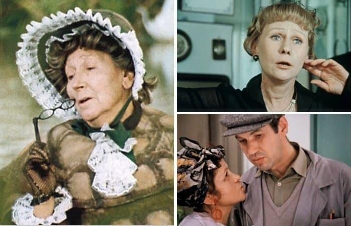 Королевы эпизодов советского кино | Фото: kino-teatr.ru