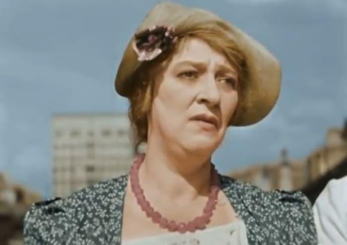 Фаина Раневская в фильме *Подкидыш*, 1939 | Фото: kino-teatr.ru