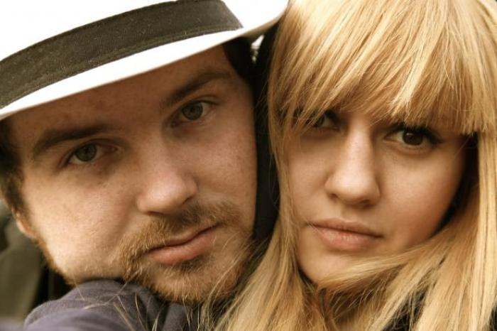 Анна Руднева и ее первый муж, Павел Сердюк | Фото: 24smi.org