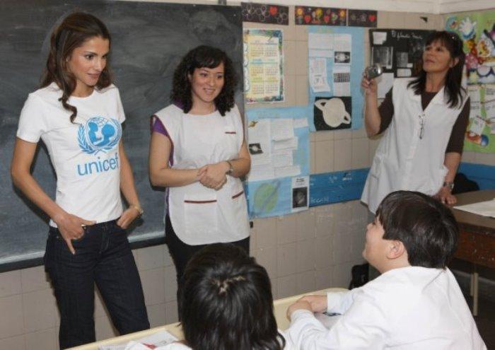На встрече со школьниками | Фото: top-antropos.com