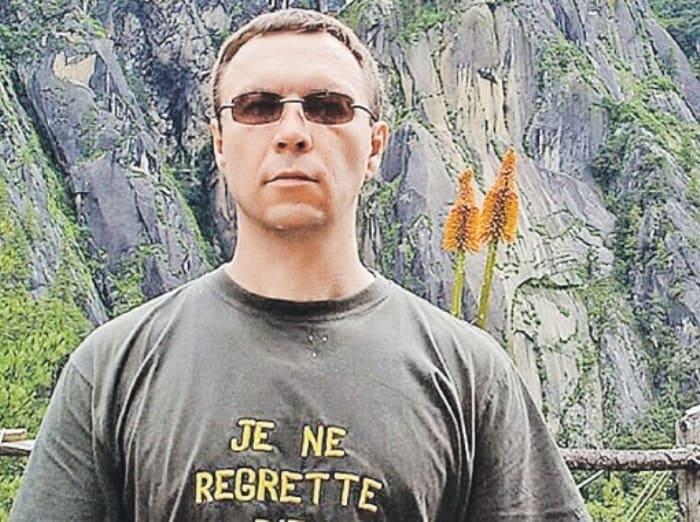 Один из самых популярных и продаваемых писателей России Виктор Пелевин | Фото: kp.ua