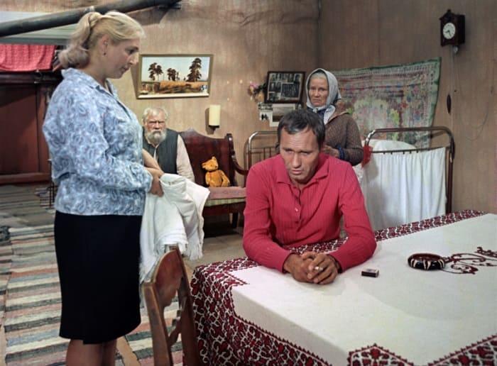 Кадр из фильма *Калина красная*, 1973 | Фото: tele.ru