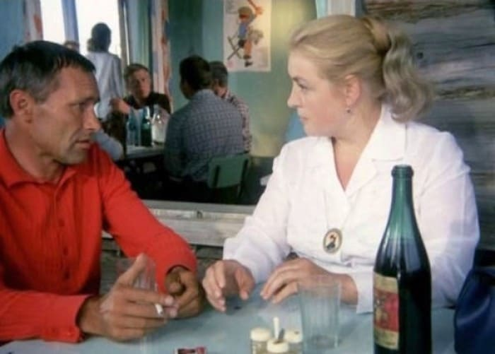 Кадр из фильма *Калина красная*, 1973 | Фото: vokrug.tv