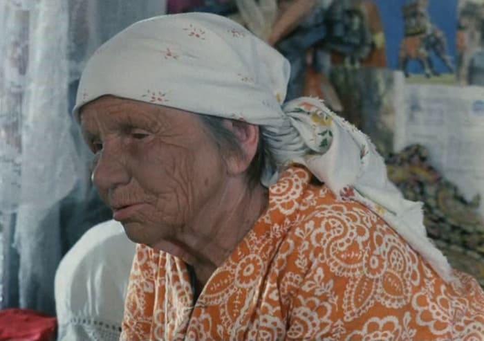 Ефимья Быстрова в фильме *Калина красная*, 1973 | Фото: kino-teatr.ru