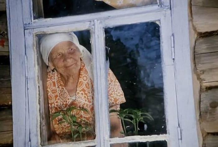 Ефимья Быстрова в фильме *Калина красная*, 1973 | Фото: kino-teatr.ruм