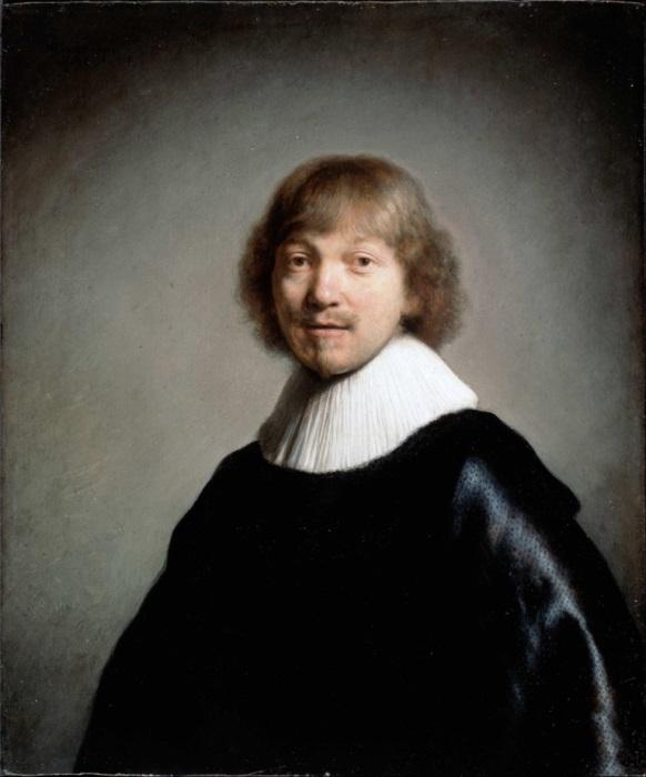 Рембрандт ван Рейн. Портрет Якоба де Гейна ІІІ, 1632